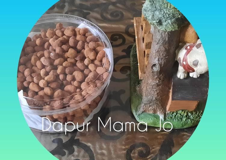 Kacang Atom (kacang telor) - Resep Ibu 🥰😍