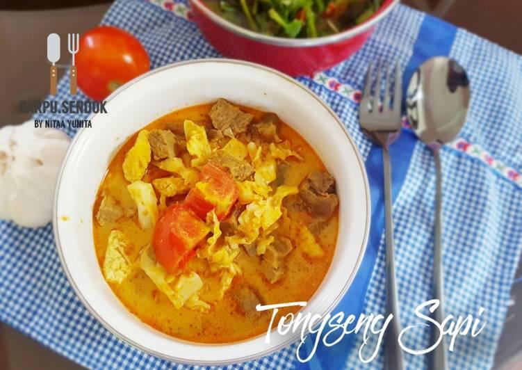 88. Tongseng Daging Sapi