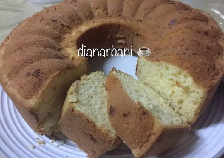 resep masak Bolu Keju Panggang Lezat & lembut - Sajian Dapur Bunda