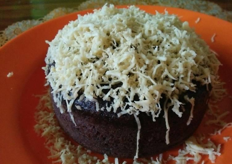 Brownis Chocolatos Kukus Anti Ribet (No Mixer)
