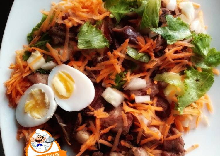 Simple Way to Prepare Perfect Chicken Salad