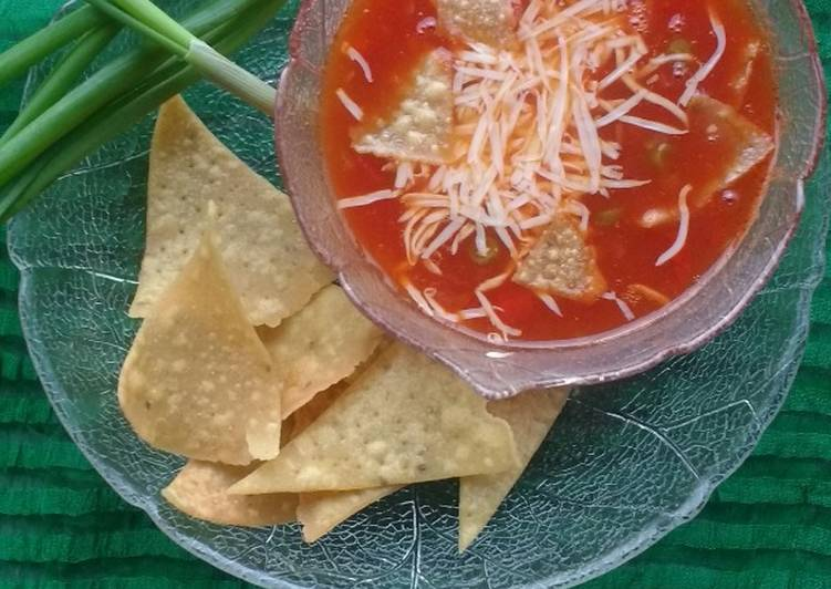 Vegetable tortilla soup, Apples Can Have Enormous Benefits For Your Health