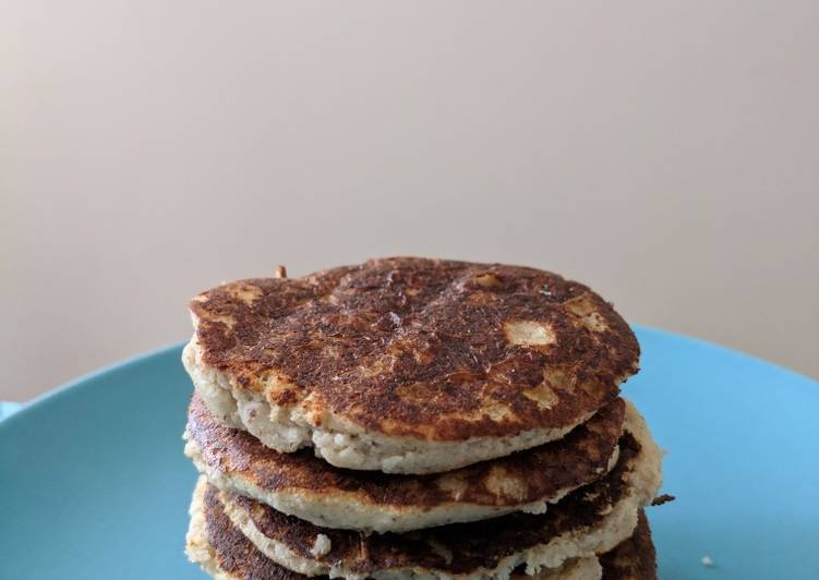 Recipe of Ultimate Coconut pancakes