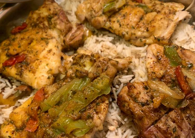 How to Make Perfect Shawarma Chicken Basmati