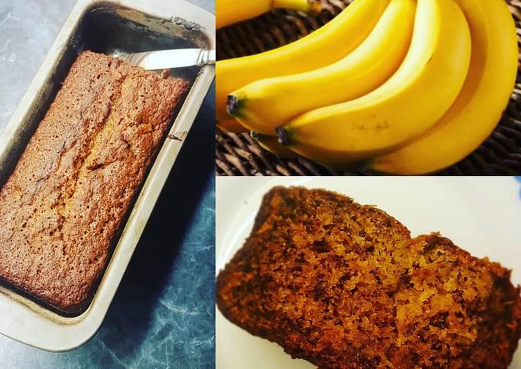 Recette Appétissante Gâteau aux bananes 🍌🍌🍌