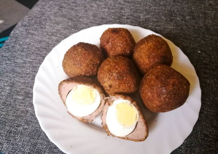 Scotched eggs #jikonichallenge, Some Foods That Are Good For Your Heart