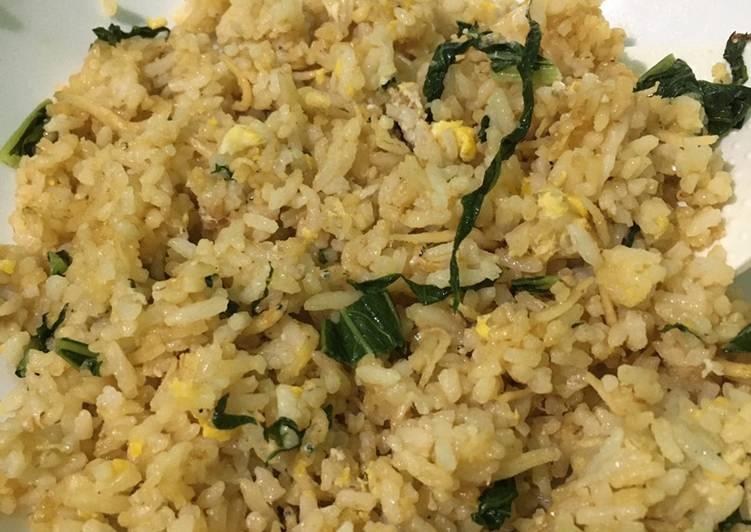 Resep Nasi Goreng kencur sehat 🤩 Bikin Laper