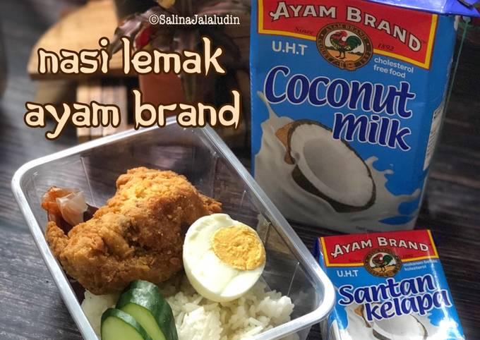 Nasi Lemak Ayam Brand