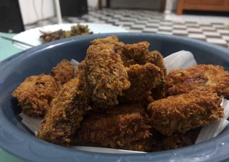 Nugget Ikan (Lele dan Mujaer)