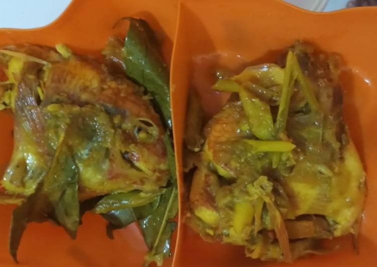 Resep Pepes Nila Ungkep   Tanpa panci kukus dan daun pisang Anti Gagal