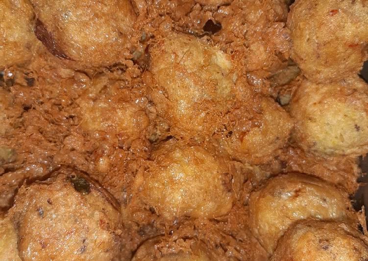 Recipe of Perfect Classic yam balls