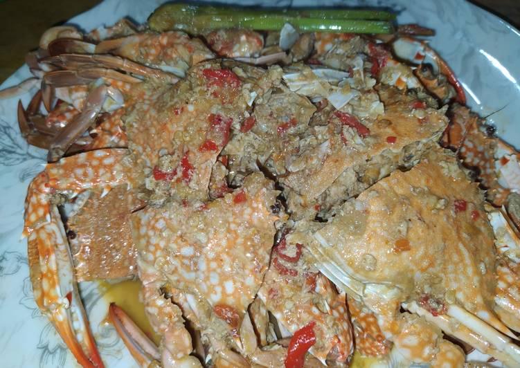Kepiting Saus Tiram (TingSaRam) Super Lezat