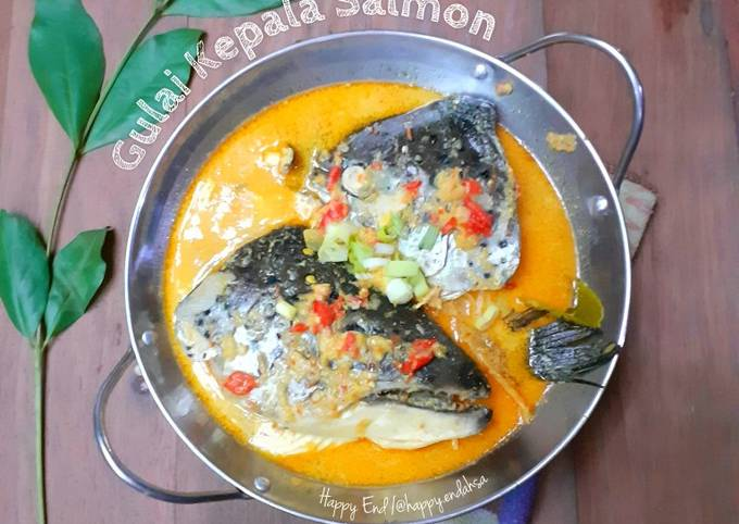 Gulai Kepala Salmon