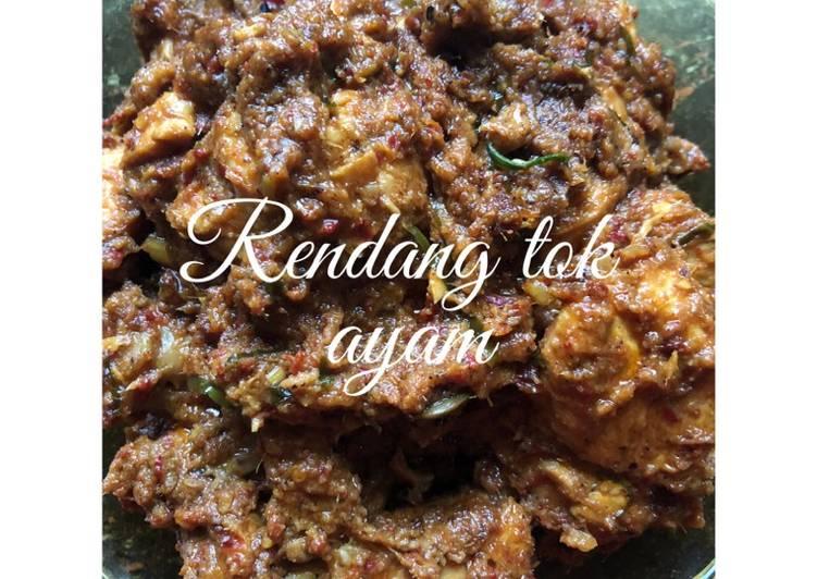 Ayam Rendang Tok - velavinkabakery.com