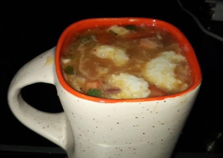 Recipe: Delicious Tomato soup