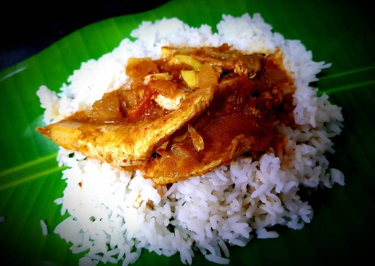 10 Minute Dinner Ideas Blends Fish Curry (Coconut)