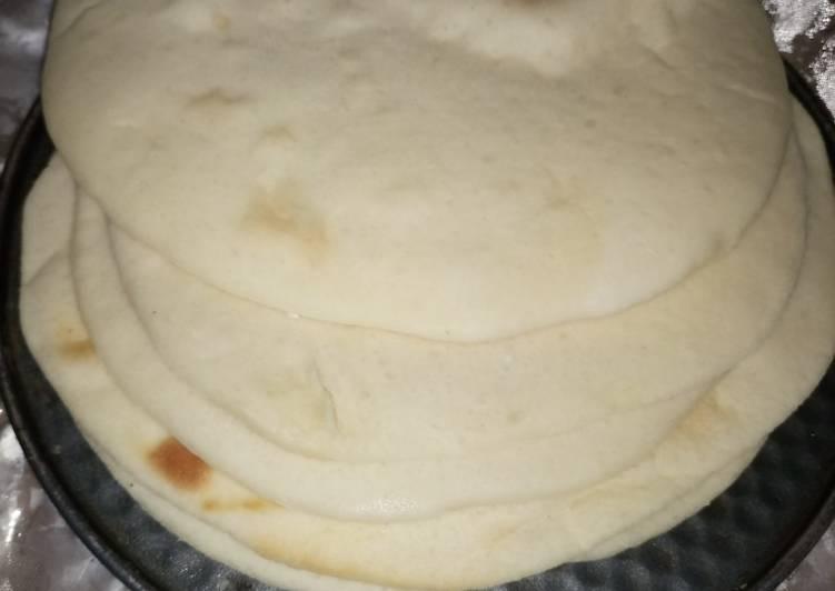 Step-by-Step Guide to Prepare Homemade Pita Bread