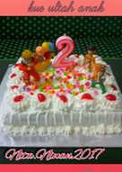 724 Resep Menghias Kue Ulang Tahun Anak Enak Dan Sederhana