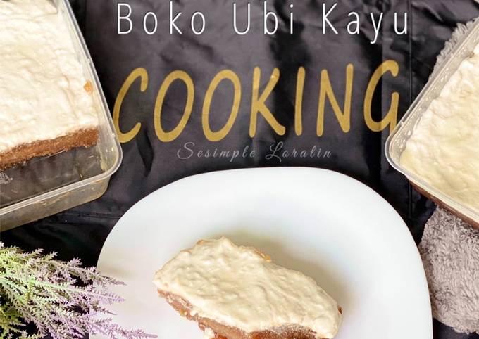 Boko Ubi Kayu / Tepung Boko (blend tanpa sagat)