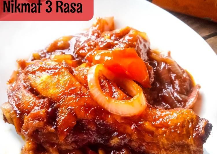 Ayam Masak Nikmat 3 Rasa - velavinkabakery.com