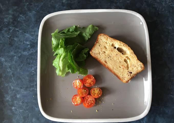 Provence Tuna Bread