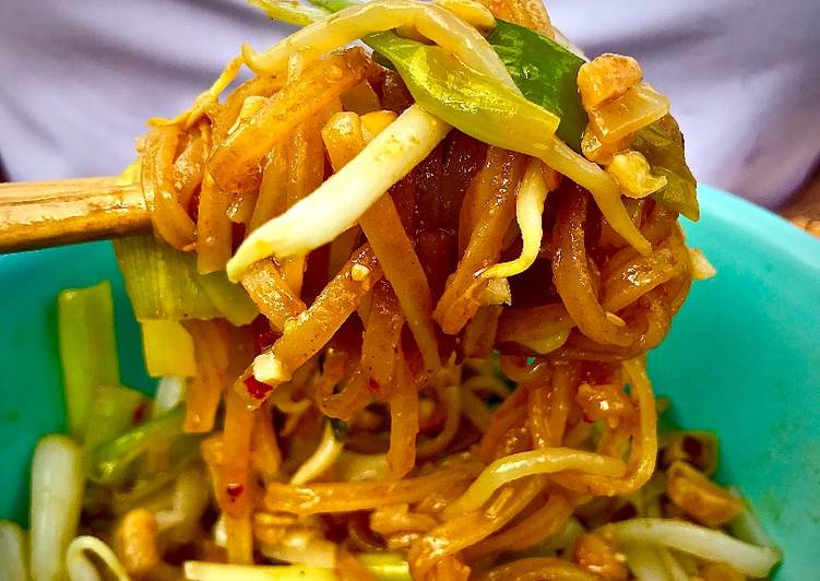 Vegan Pad Thai Sauce