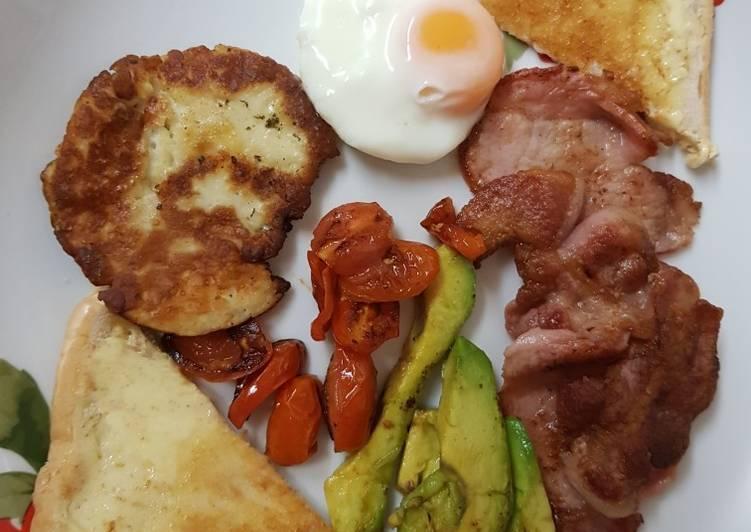 My Early Morning Breakfast 😘