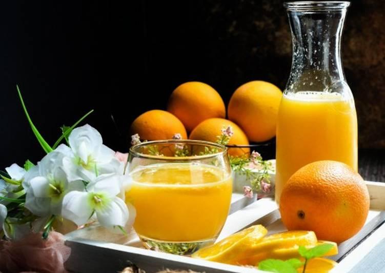 Orange Juice - resepipouler.com