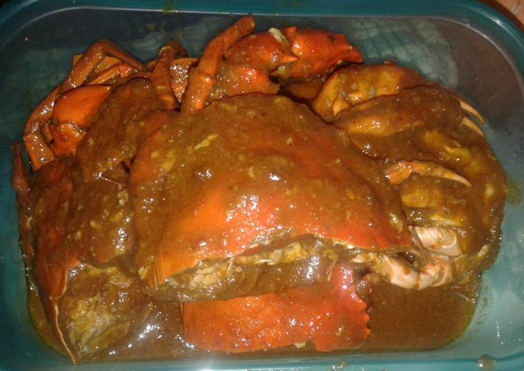 Resep Kepiting Asam Manis Pedas Lezat Resep Dapur Mama