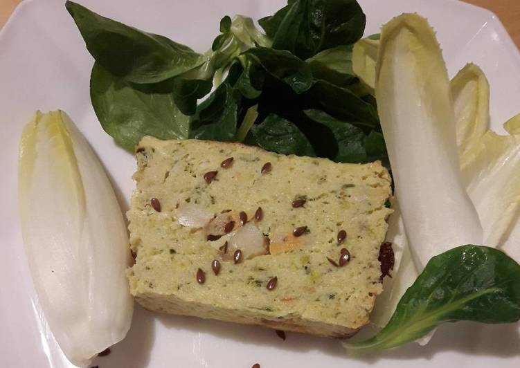 recette Terrine de poisson et Saint Jacques Le plus simple