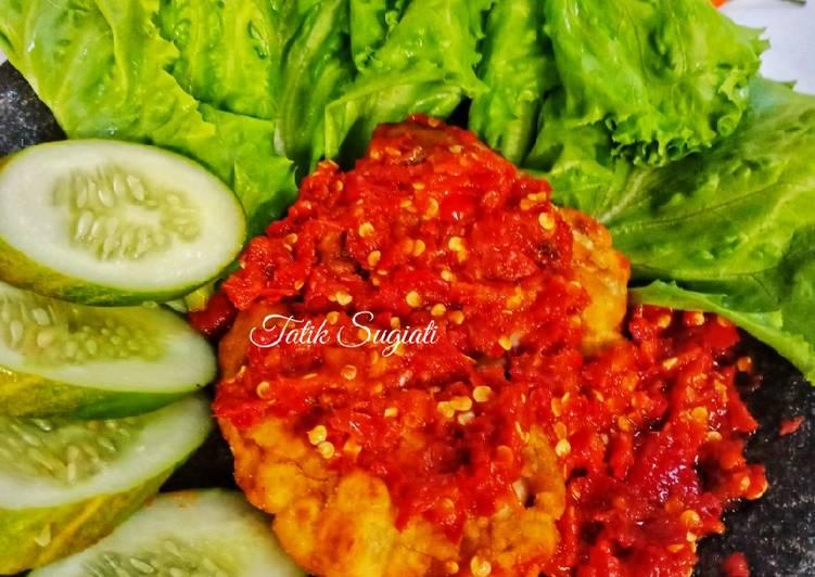 Cara Mudah Untuk Masak Ayam Geprek Gapake Mahal