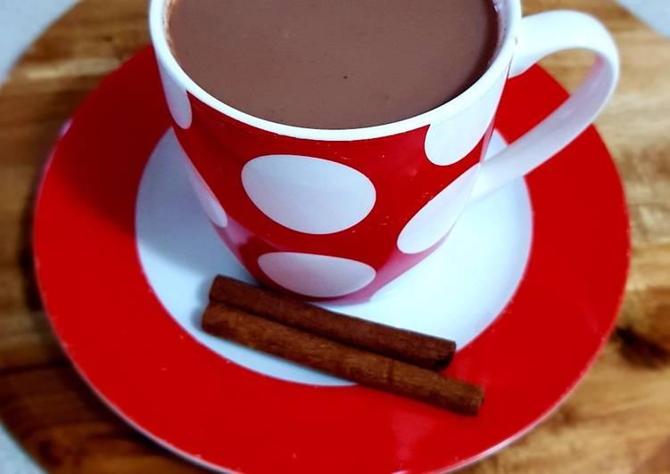 Cinamon Hot Chocolate