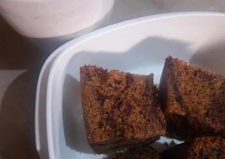 Recipe of Super Quick Homemade Marble cake
