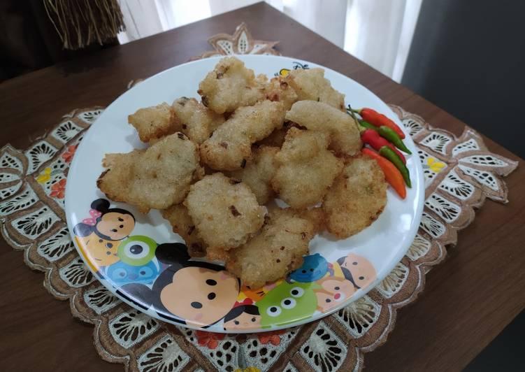 Cireng Nasi dari Bandung