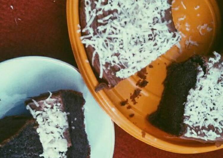 resep memasak Bolu Panggang Ketan Hitam - Sajian Dapur Bunda