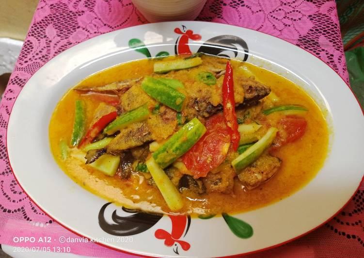 Ikan Kuah Acar Kuning - cookandrecipe.com