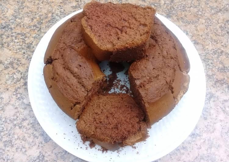 Recipe of Homemade One egg chocolate cake