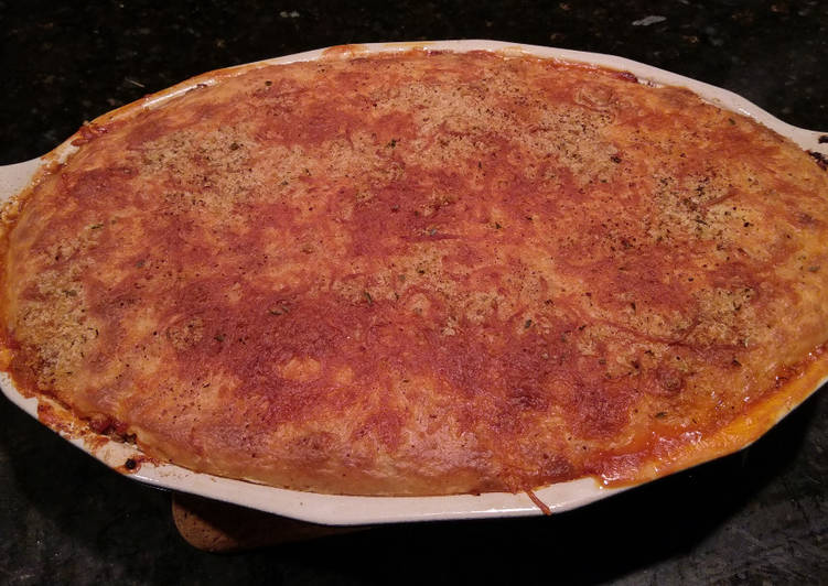 Recipe: Perfect Greek Moussaka