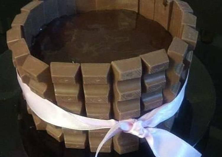 Gluténmentes csupa csoki tortácska recept foto
