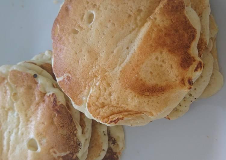 Le moyen le plus simple de Cuire Délicieux Pancakes express
