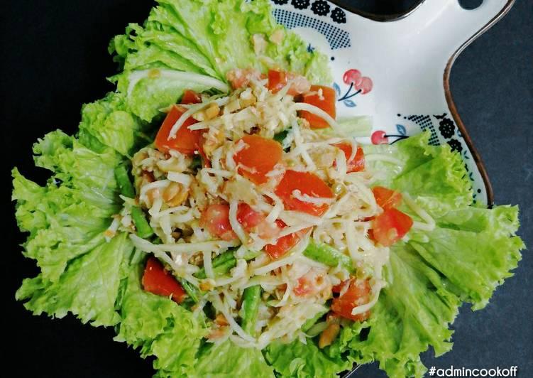 Salad Mangga Pedas Thai