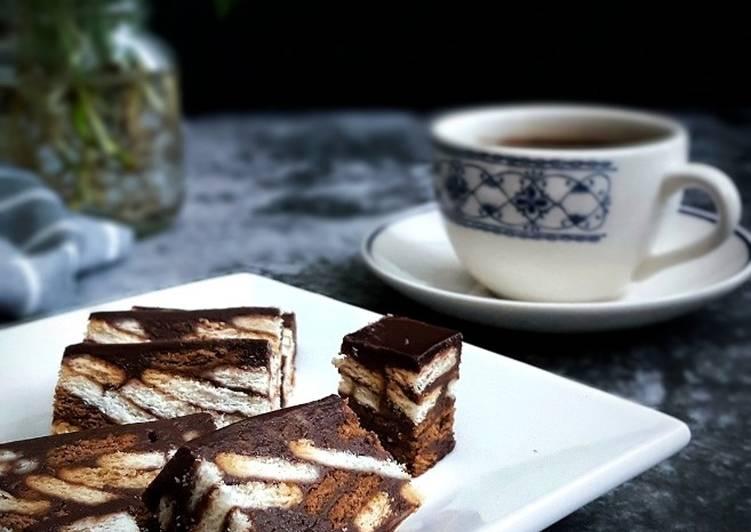 Resipi Kek Batik Nestum Oleh Nurain Jalil Cookpad