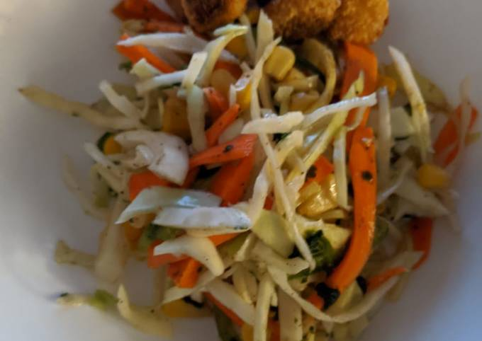 Healthy Paneer Salad