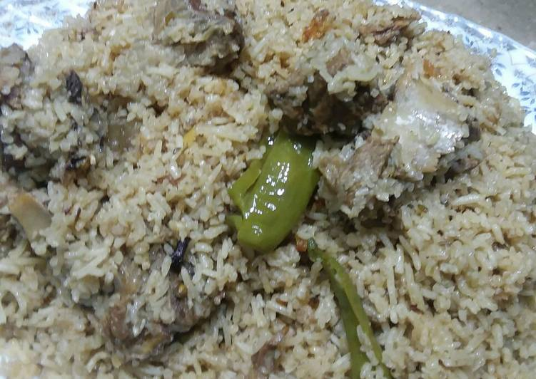 Afghani beef pulao #KOBAB #COOKPADAPP, In This Article We Are Going To Be Taking A Look At The Lots Of Benefits Of Coconut Oil