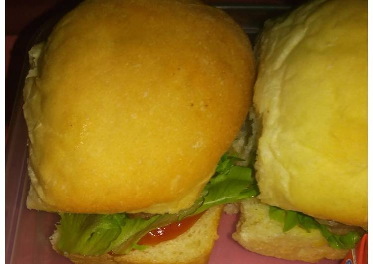 Homemade Sliders