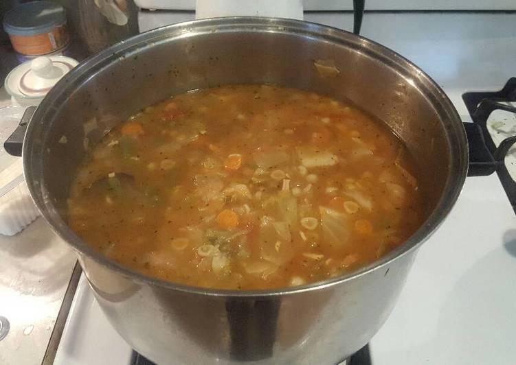 Easiest Way to Make Favorite Lentil soup