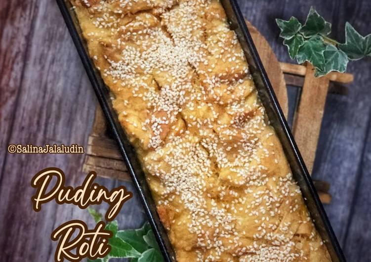 Puding Roti Sekaya - velavinkabakery.com