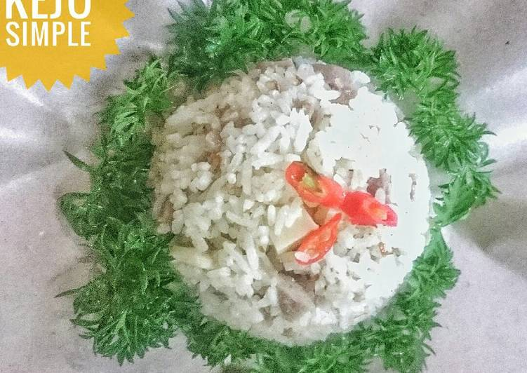 Nasi Goreng Keju simple #5hari