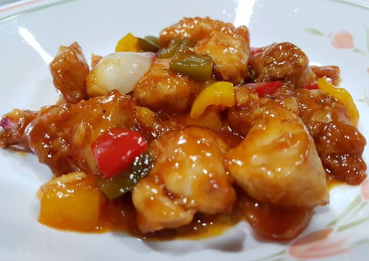 Quick and Easy Recipe: Perfect Sweet and Sour Chicken