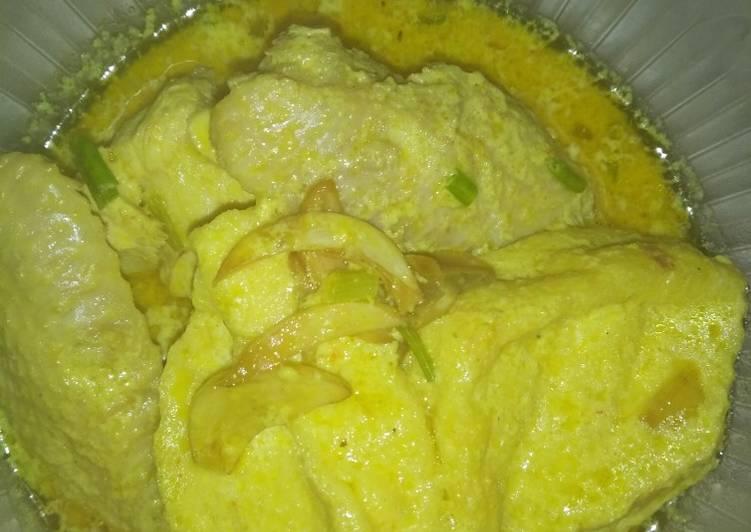 Kare Ayam Tahu